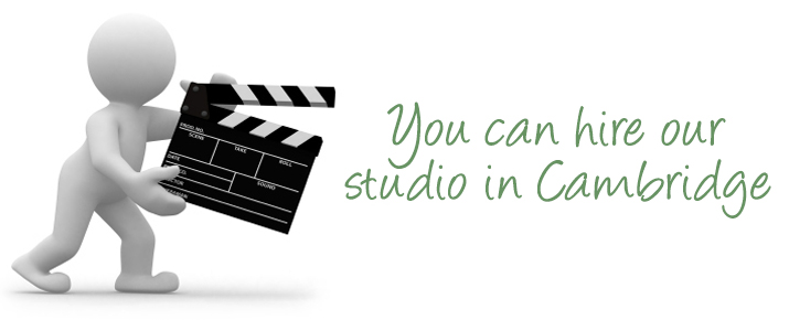 Production Green Screen Studio Hire in Cambridge, Cambridgeshire