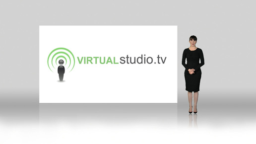 Virtual Big Screen Studio